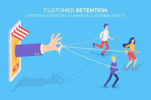 Customer retention and beyond!Upsell, Cross Sell and Indication